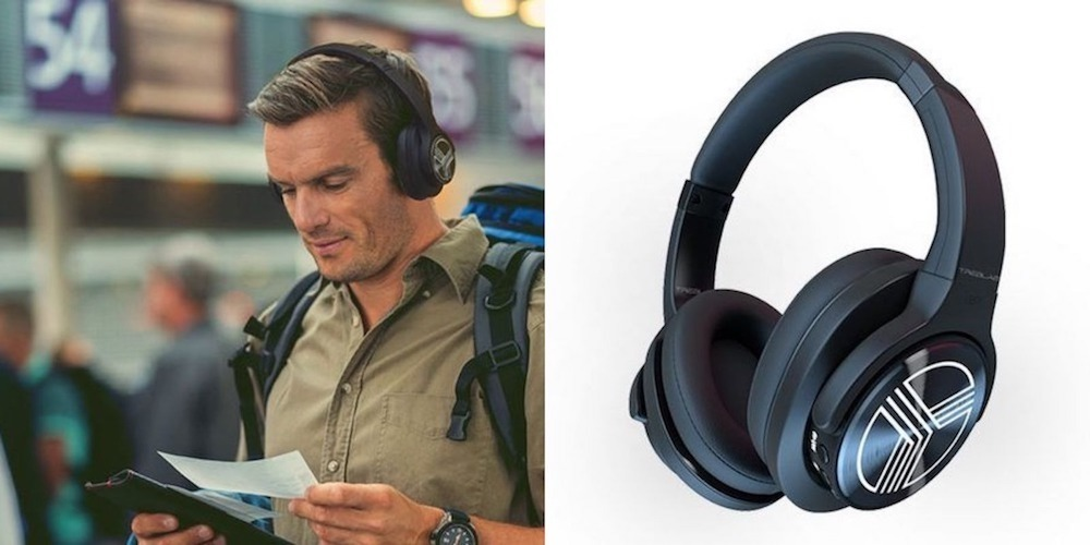 These $260 Noise-Cancelling Headphones Are Now Just $56 for Black Friday