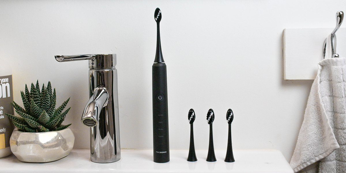 This Advanced Electric Toothbrush Will Enhance Your Smile for Under $30