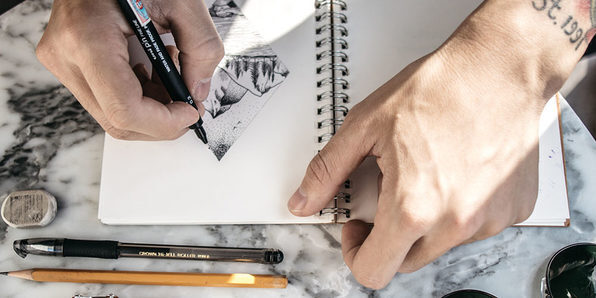 The Fundamental Drawing Bundle for Beginners