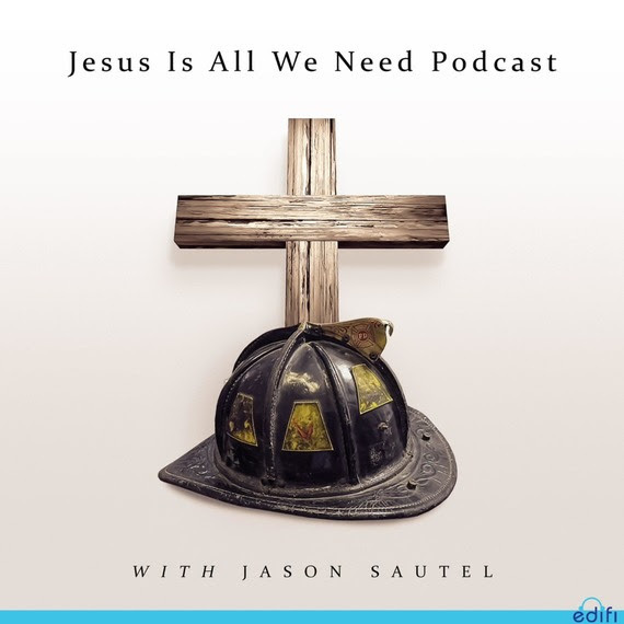 'Jesus Is All We Need': Firefighter Launches Captivating New Podcast About Hope, Heroism — and Jesus
