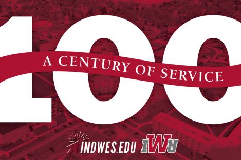 100 Years of Service at Indiana Wesleyan University