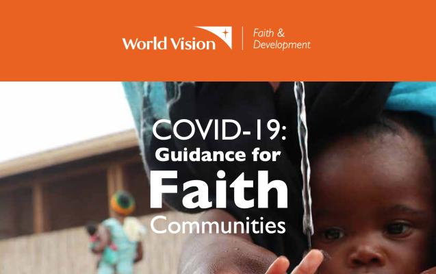 COVID-19: Guidance for Faith Communities