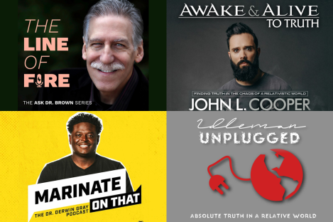 Socialism vs. the Gospel, Skillet Singer Tackles Relativism, Stories of Healing and More — Your Christian Podcast Guide